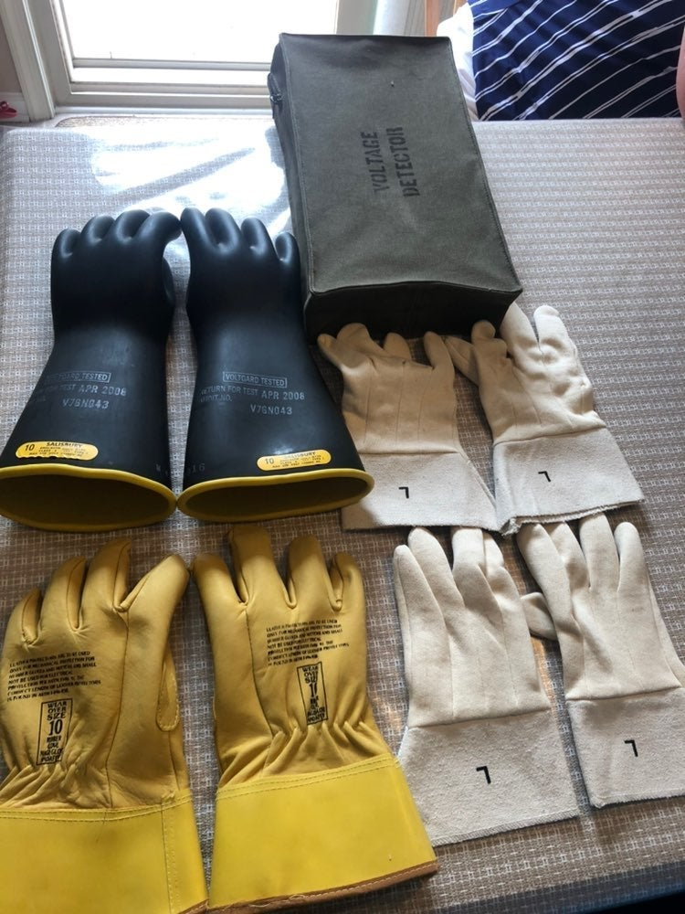 Linesman Gloves Bundle