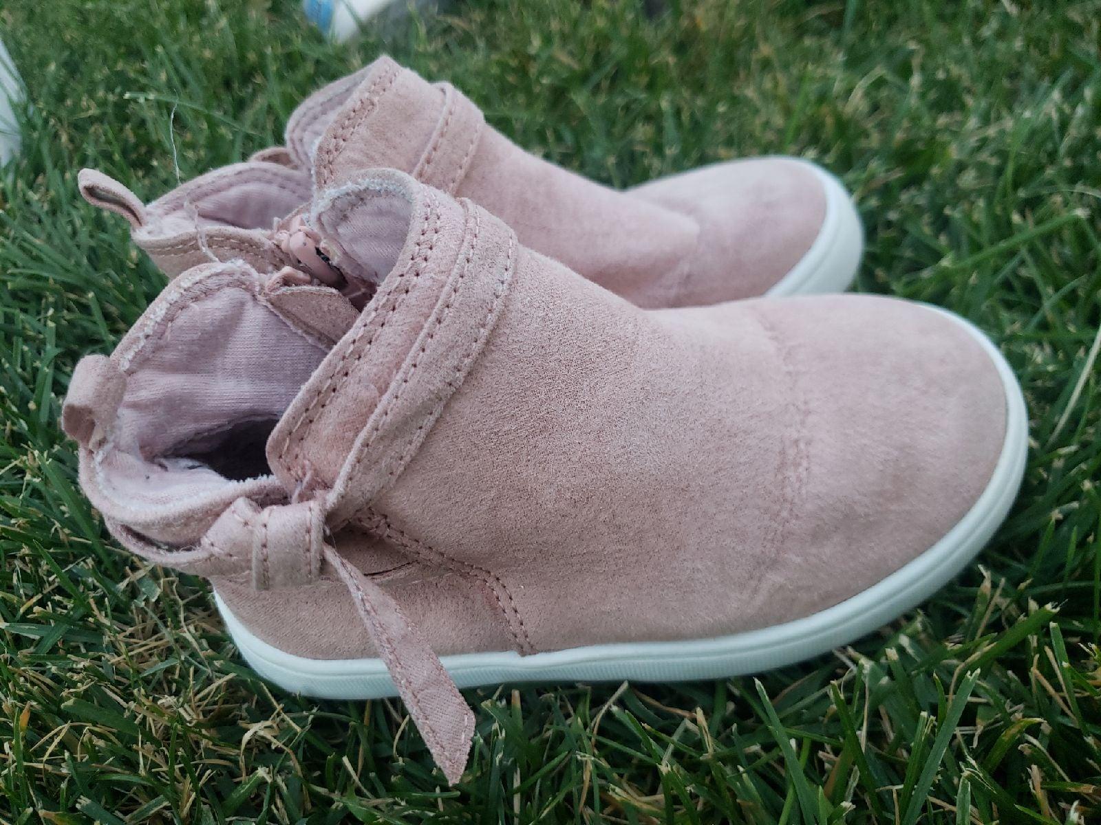 Girl famous footwear booties