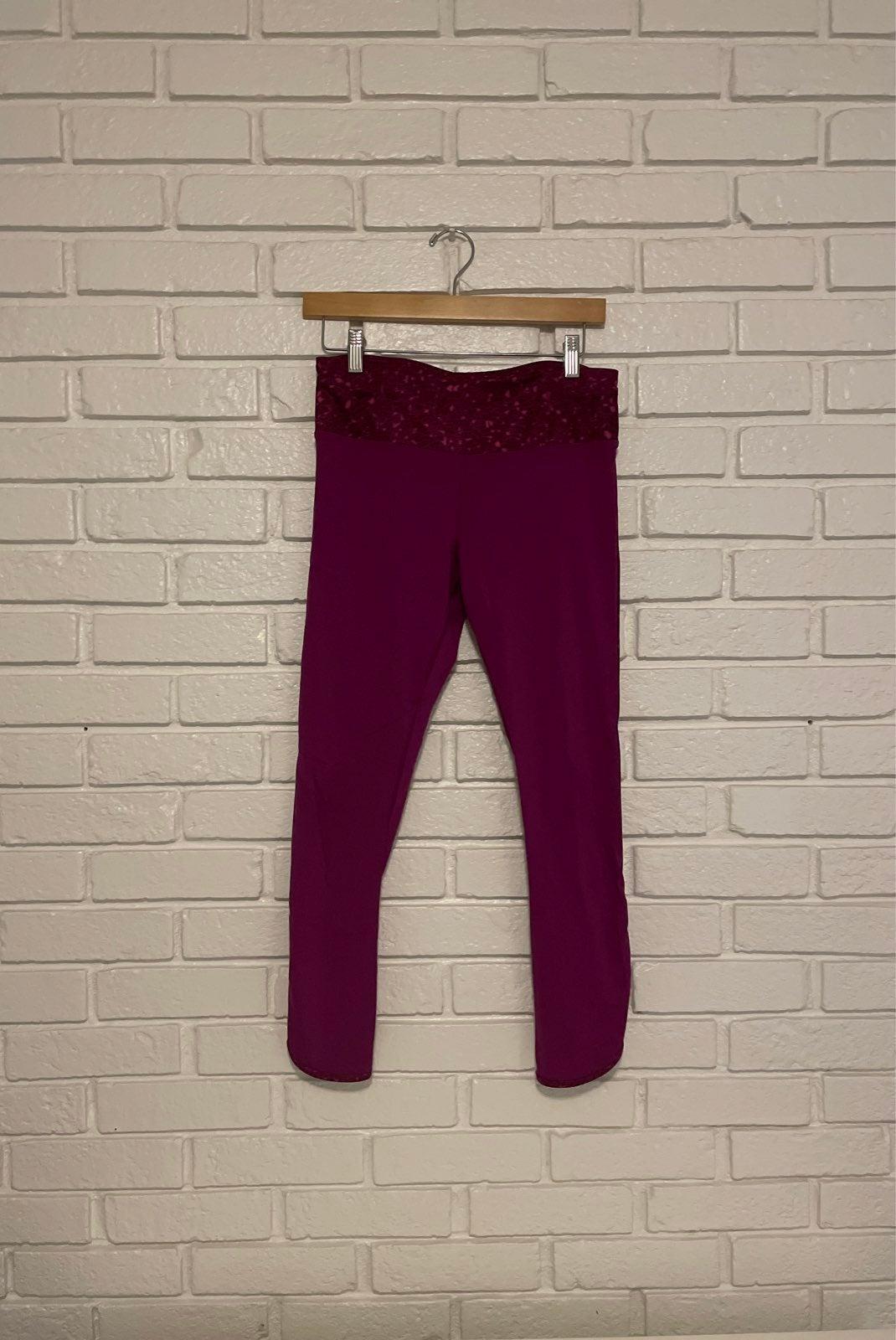 Lululemon 7/8 leggings size 8