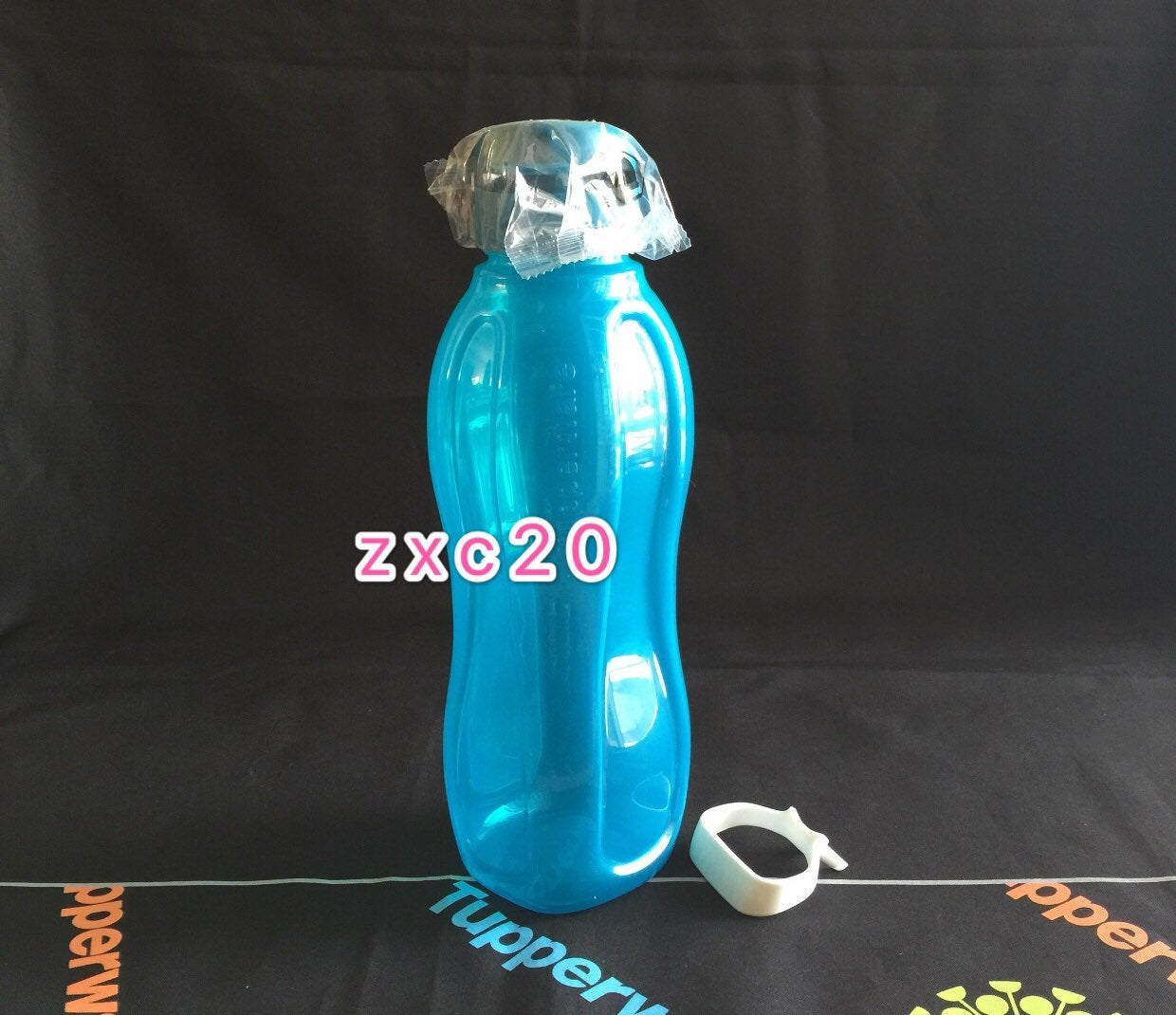 Tupperware ECO Large Water Bottle Blue