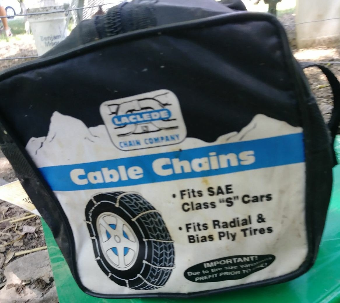Laclede Snow Chains For Vehicle