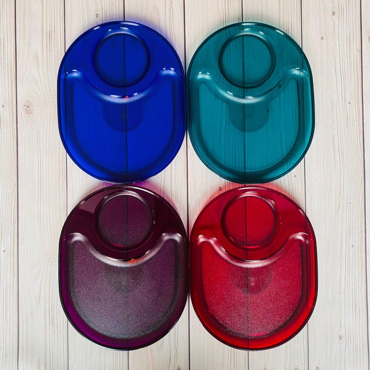 Vintage Tupperware Snackatizer Set of 12