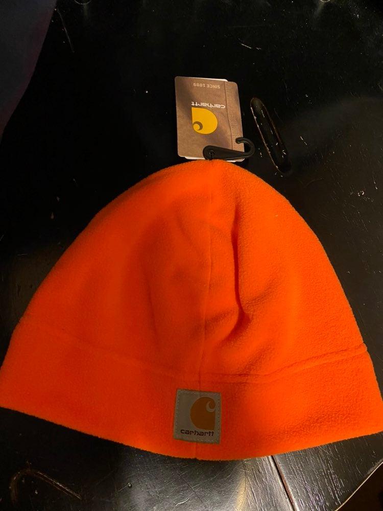 NWT Carhartt fleece skull cap