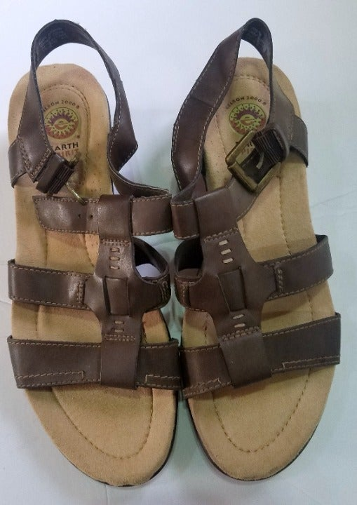 Sandal, Leather Earth Spirit