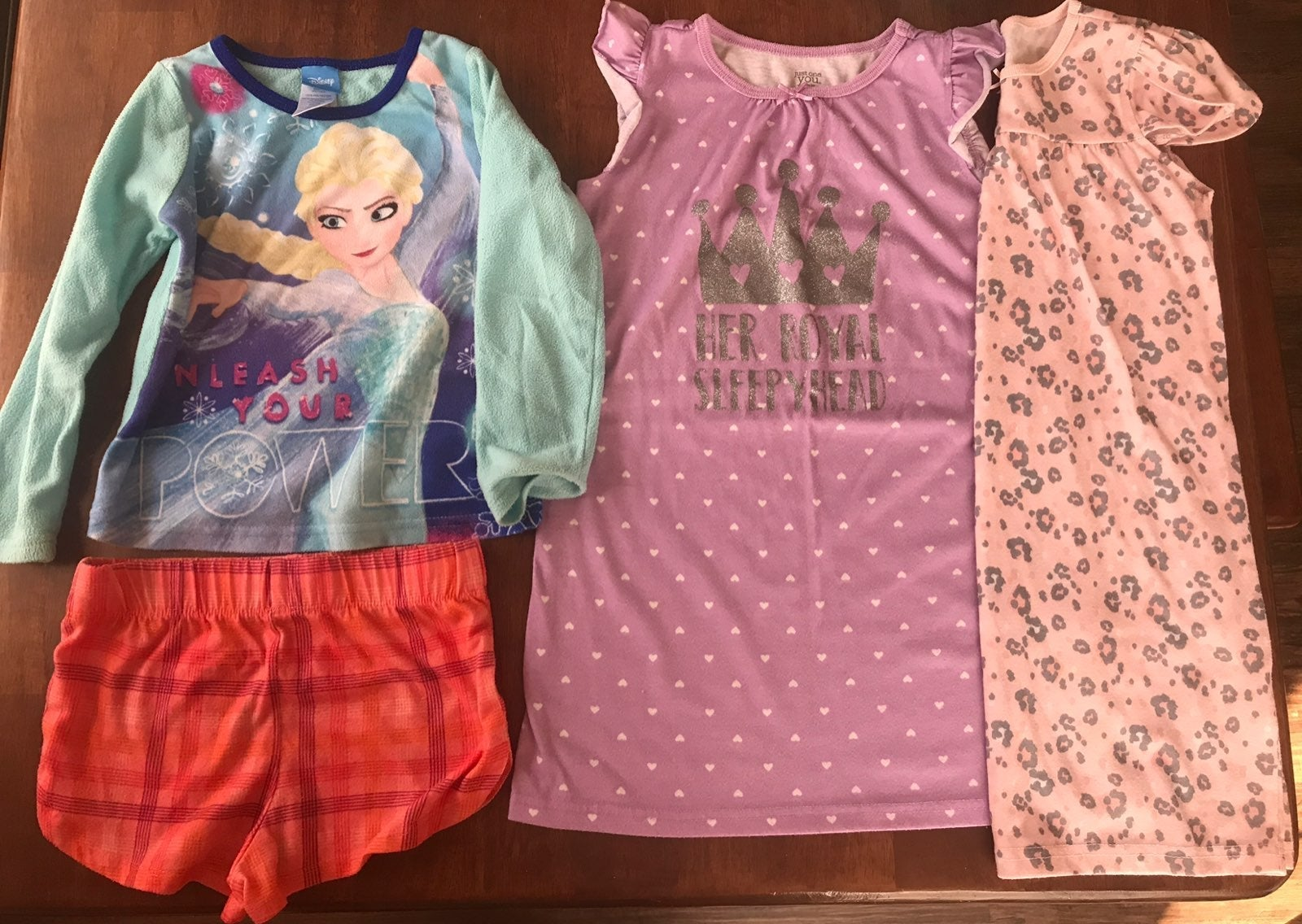 Girls size 5T Pajamas / Nightgowns