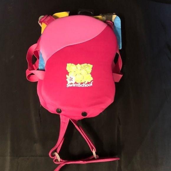 SwimSchool Aqua Leisure Pink Pad Trainer