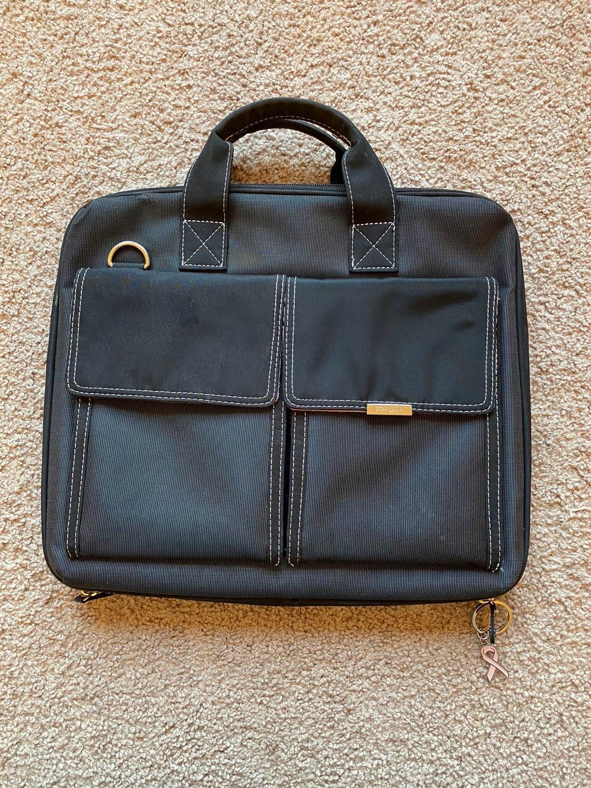 Targus Breast Cancer Laptop Bag