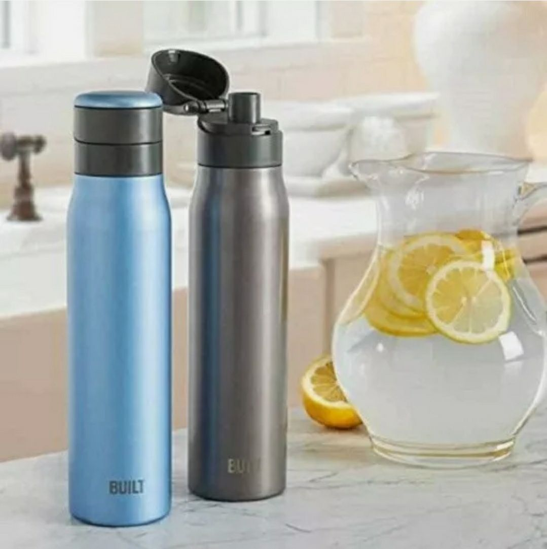 2x Built Double Walled Vacuum Insulated