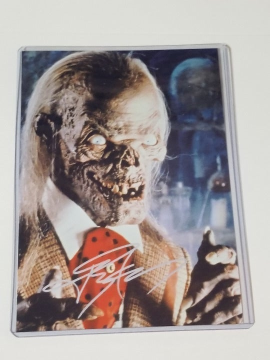 Tales from the Crypt signed 5x7 Photo RP