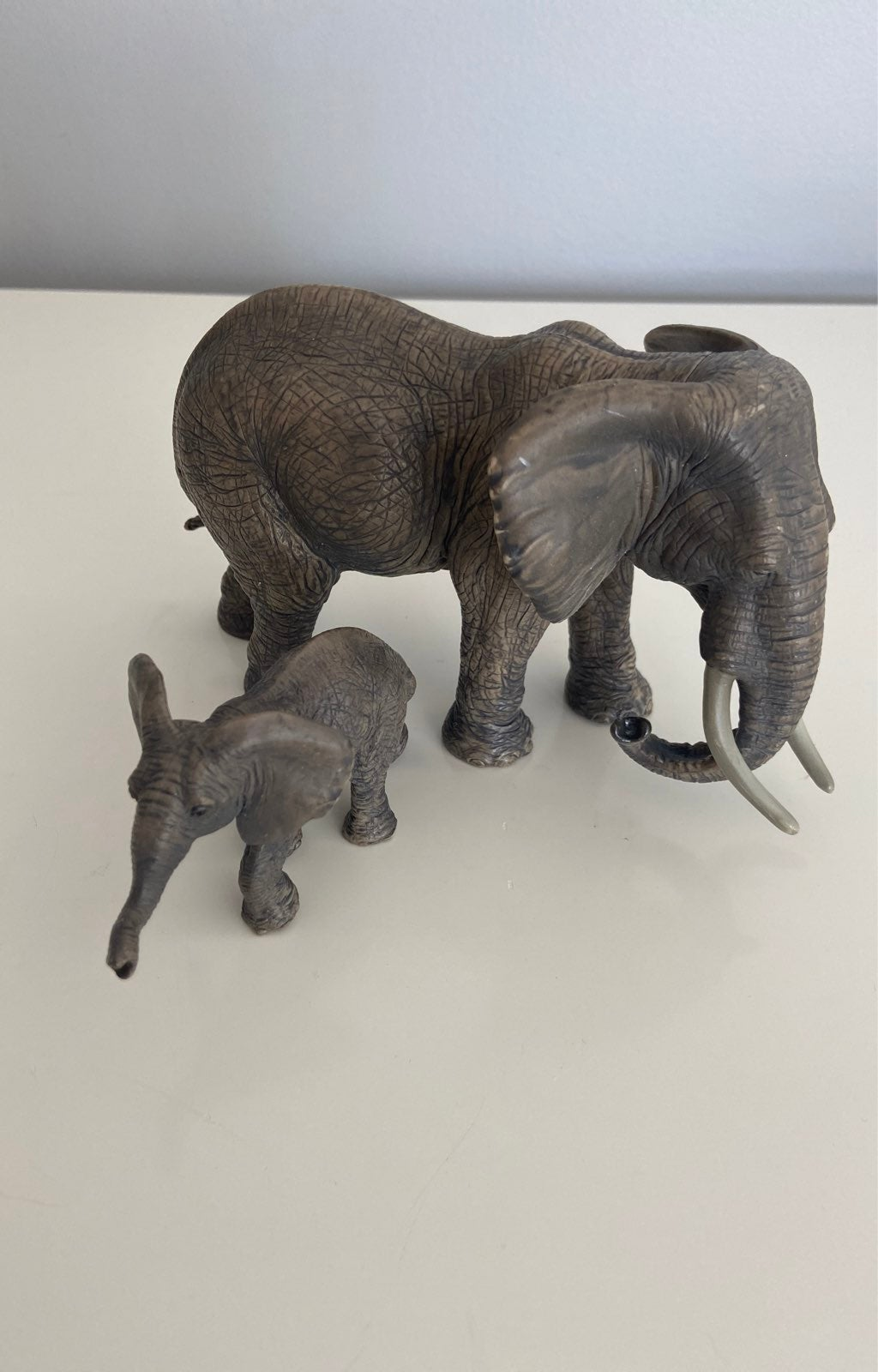schleich elephant and baby.