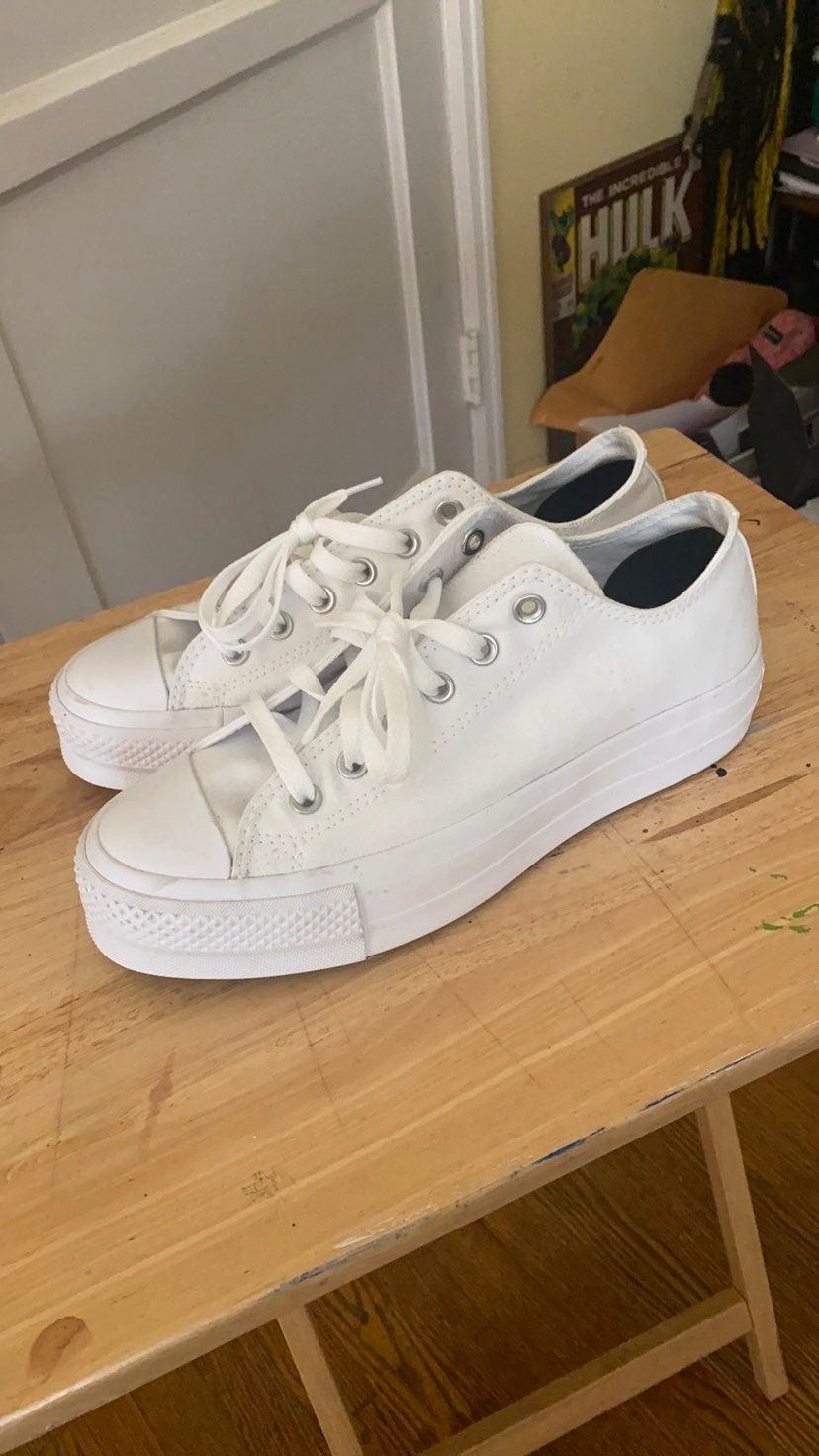 Converse Platform Shoes