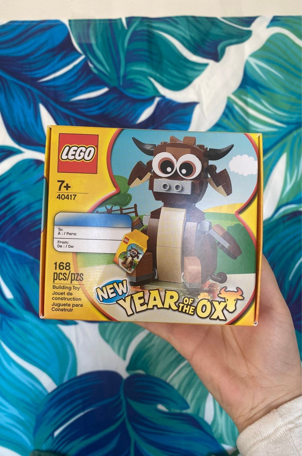 LEGO Year of the Ox 40417