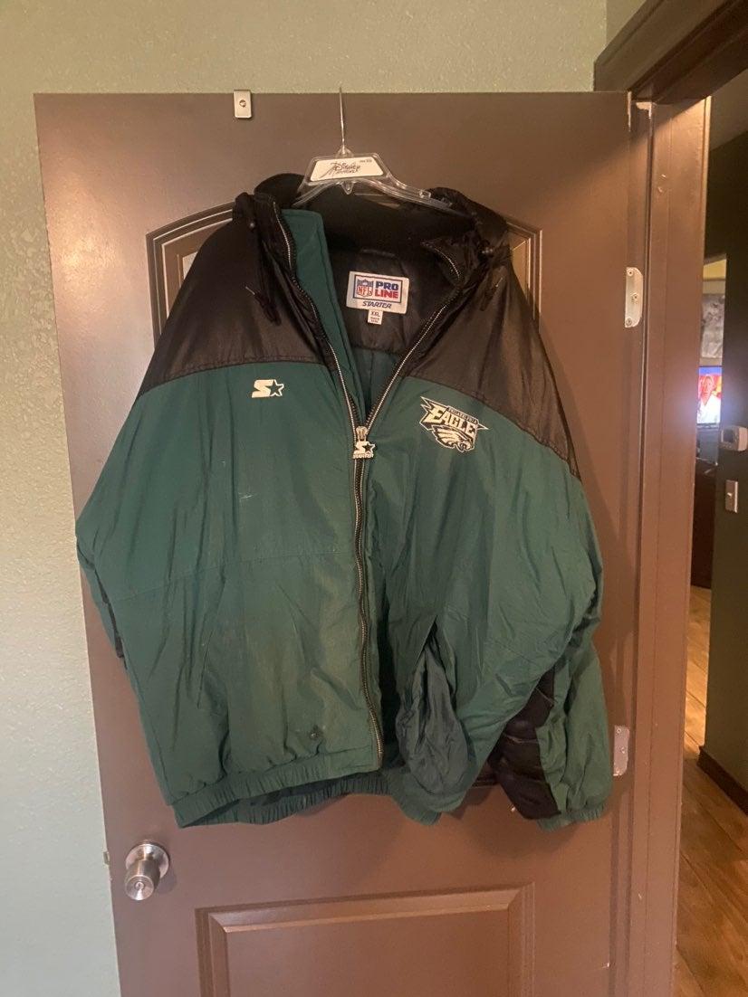 philadelphia eagles starter jacket