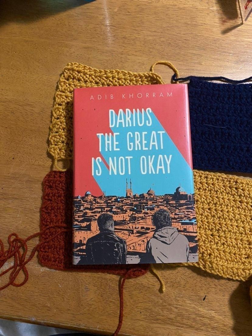 Darius the Great Is Not Okay by Adib Kho