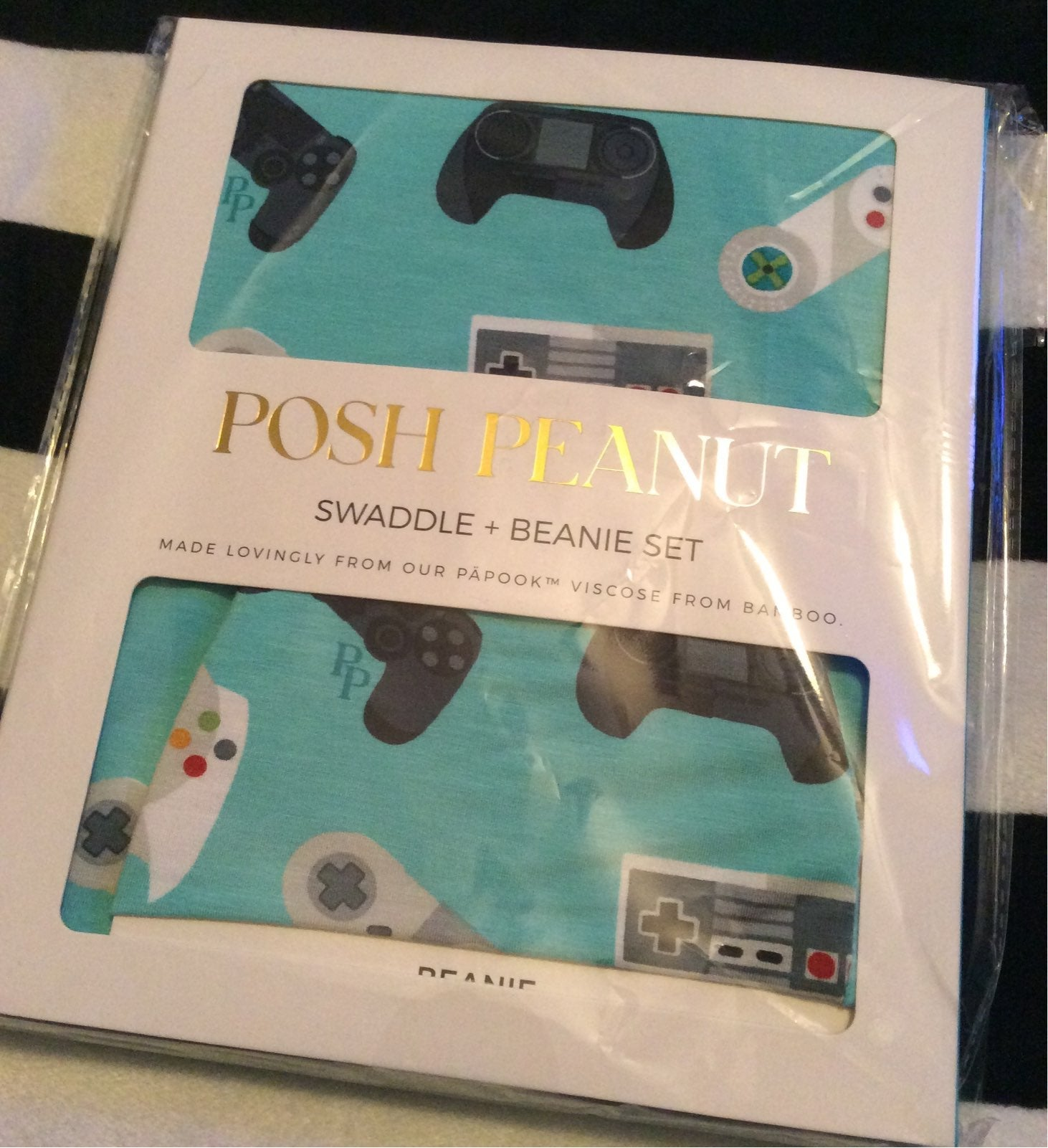 Posh Peanut gamer