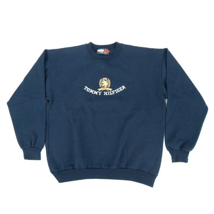 Vintage Tommy Hilfiger Sweatshirt Large
