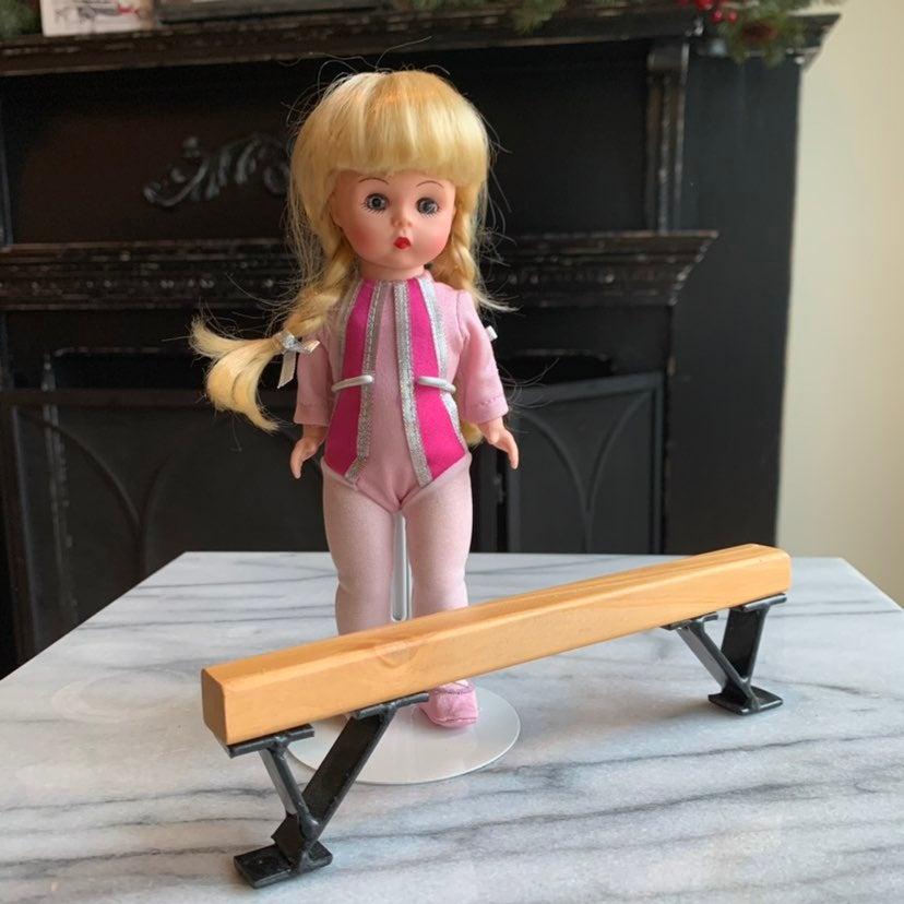 "Madame Alexander Doll ""Gymnastics Class"""