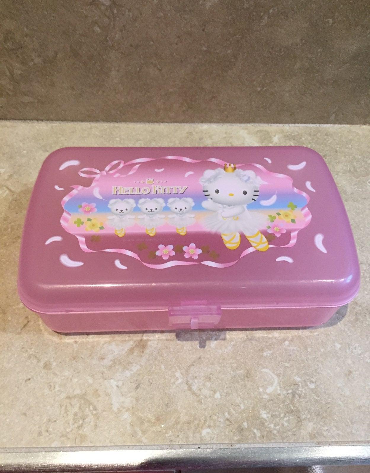Hello Kitty as a Ballerina Pencil Box 20