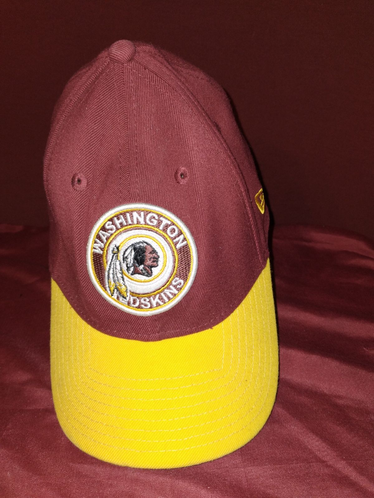 Vintage & Pol Inc. Wash. Redskins Bb Cap