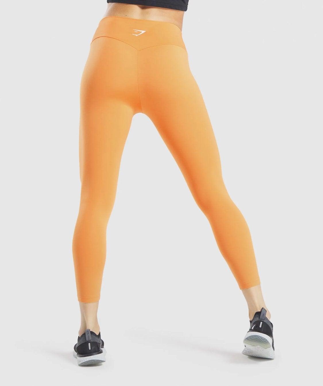 GYMSHARK WOMENS TRAINING 7/8 LEGGINGS