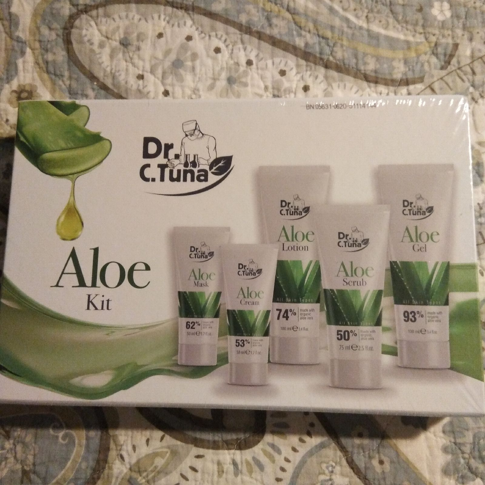 Farmasi Aloe kit