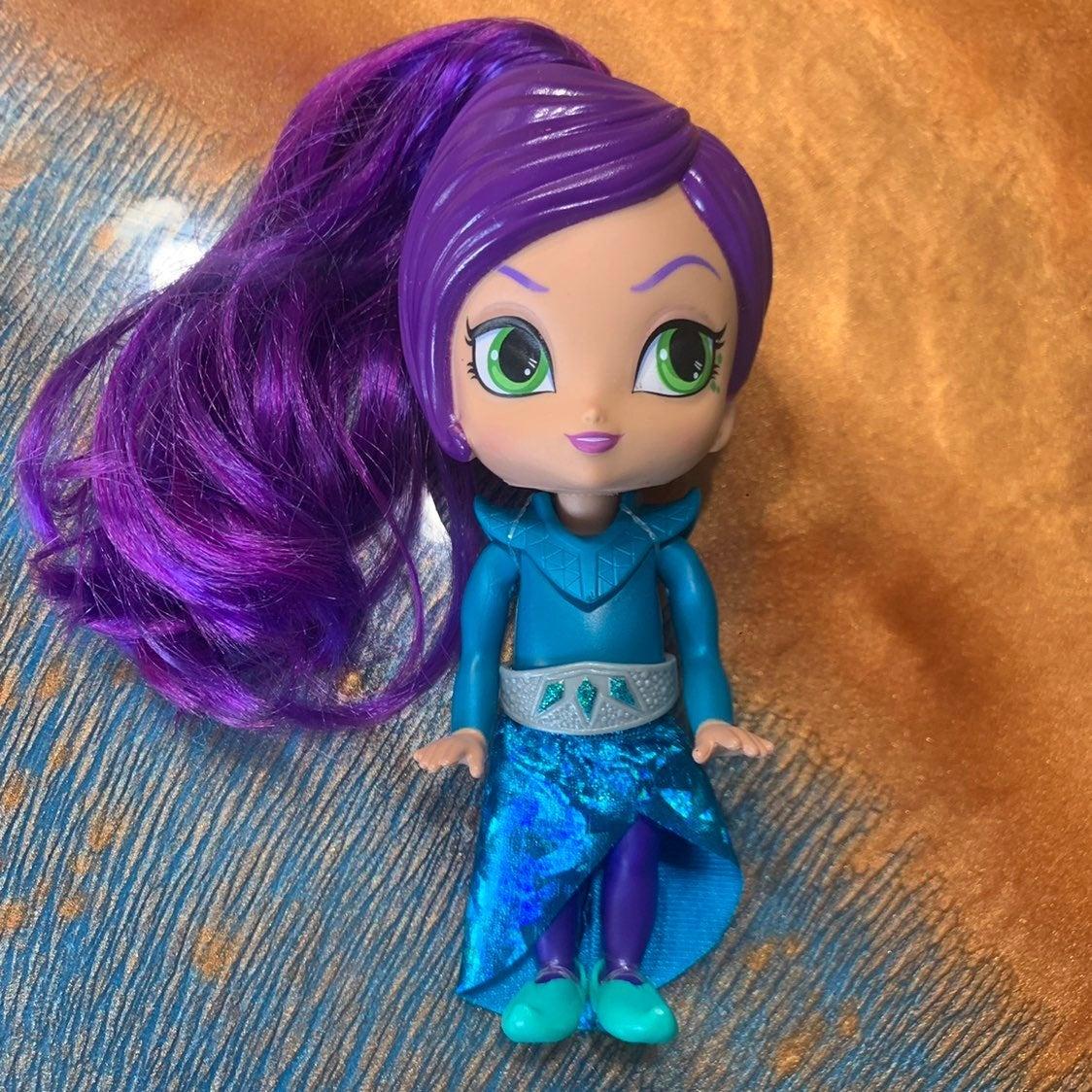 Nickelodeon Zeta Genie Shimmer and Shine