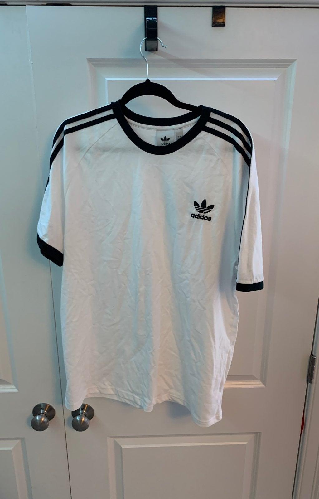 Adidas 3-stripe Trefoil T-Shirt Men's