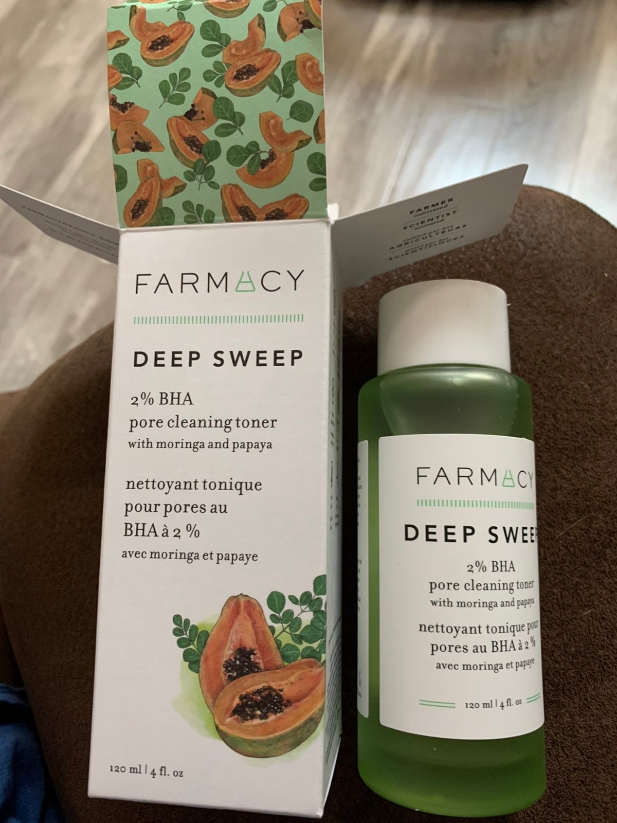 Farmacy Deep Sweep Toner
