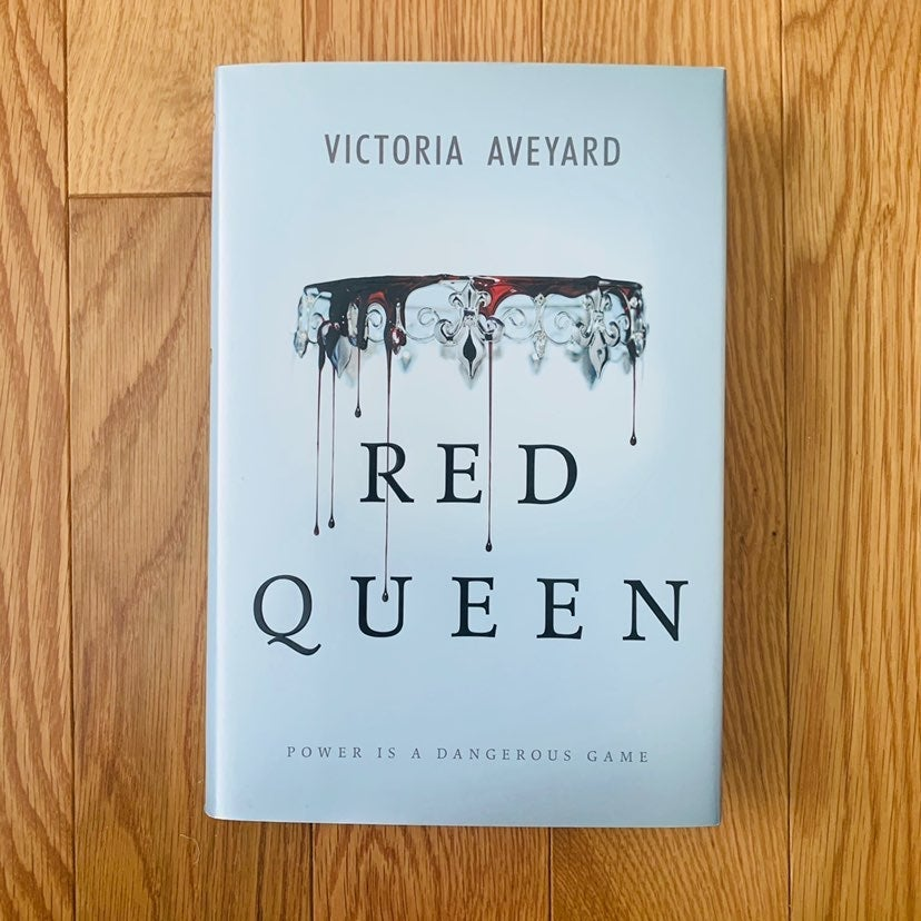 FIRST PRINT FIRST EDITION Red Queen