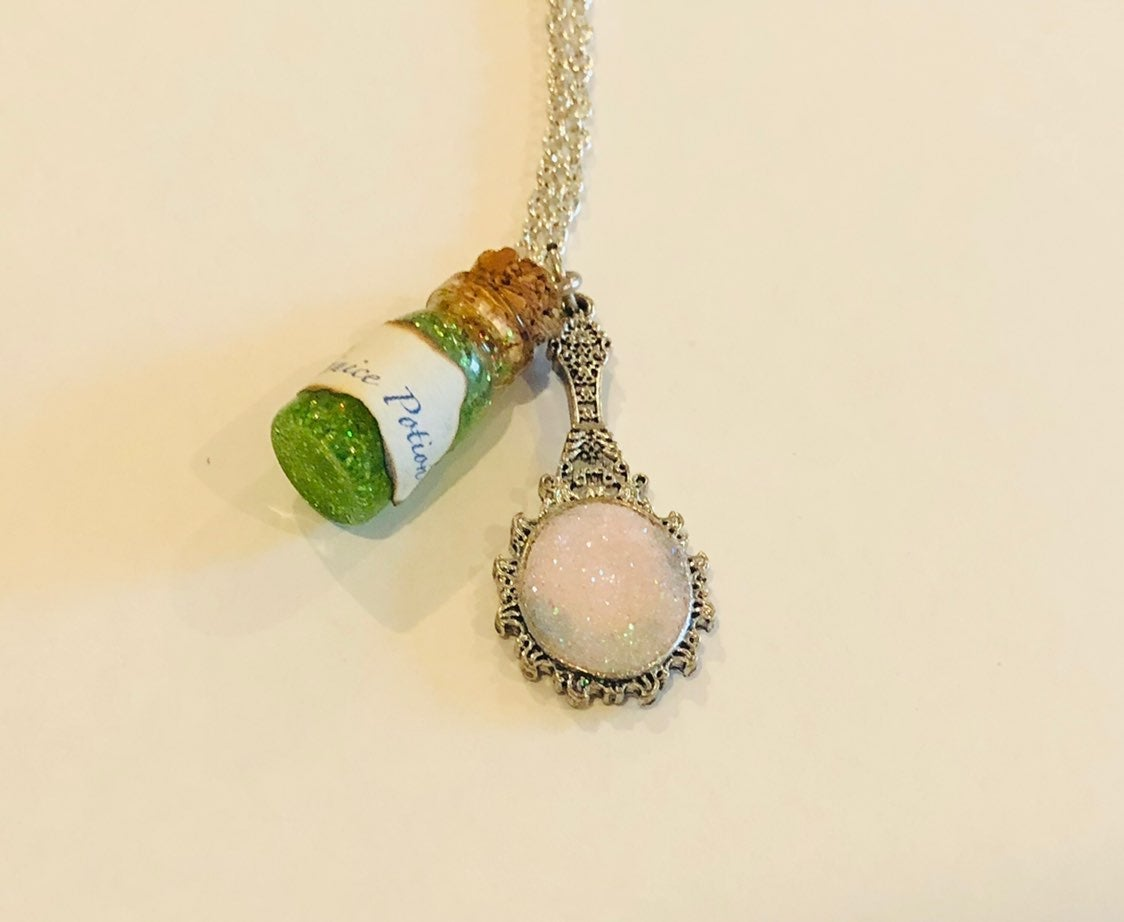 Polyjuice Potion Charm Necklace