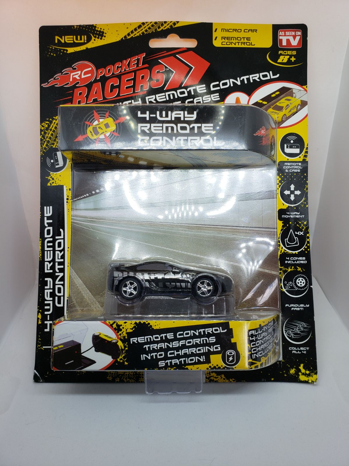 RC Pocket Racer- Phantom