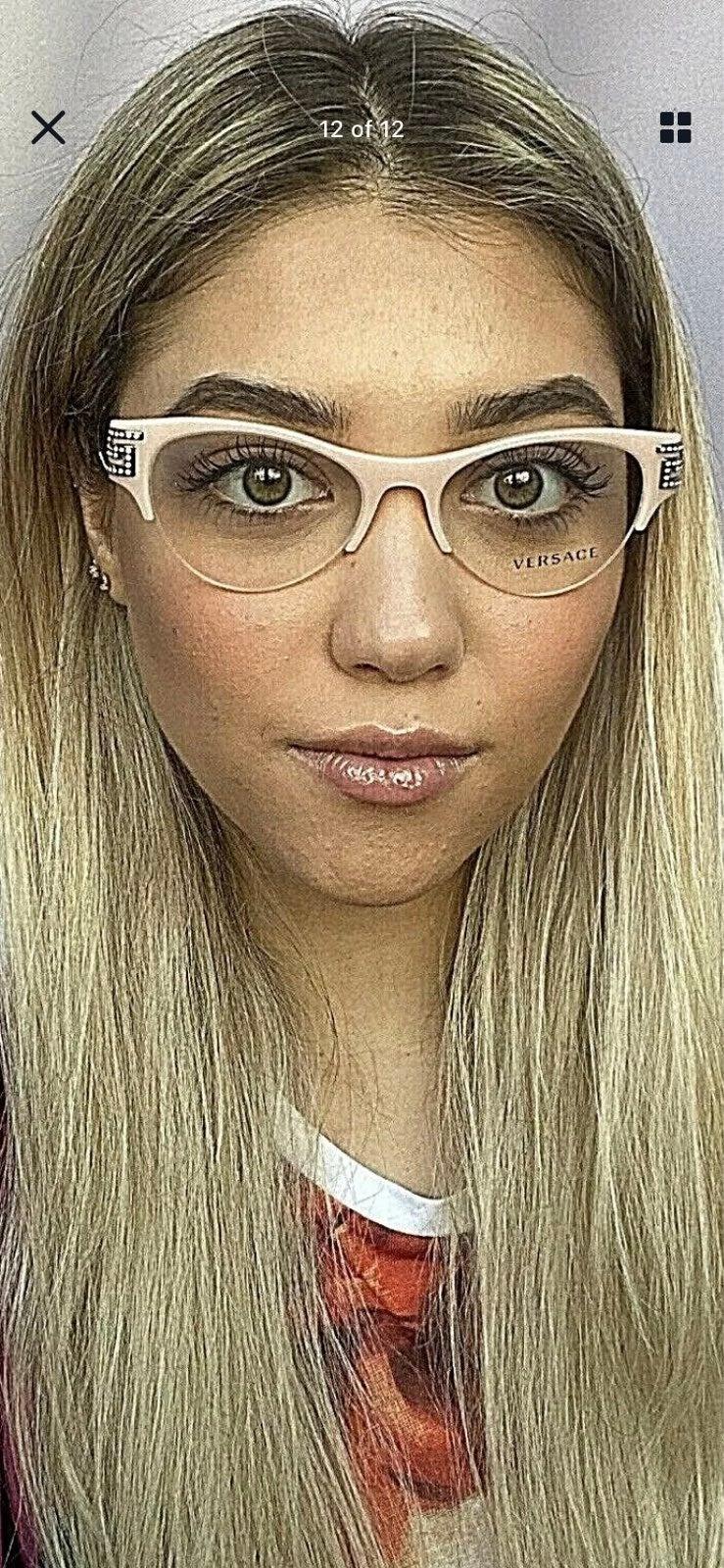 New Versace Women's Eyeglasses
