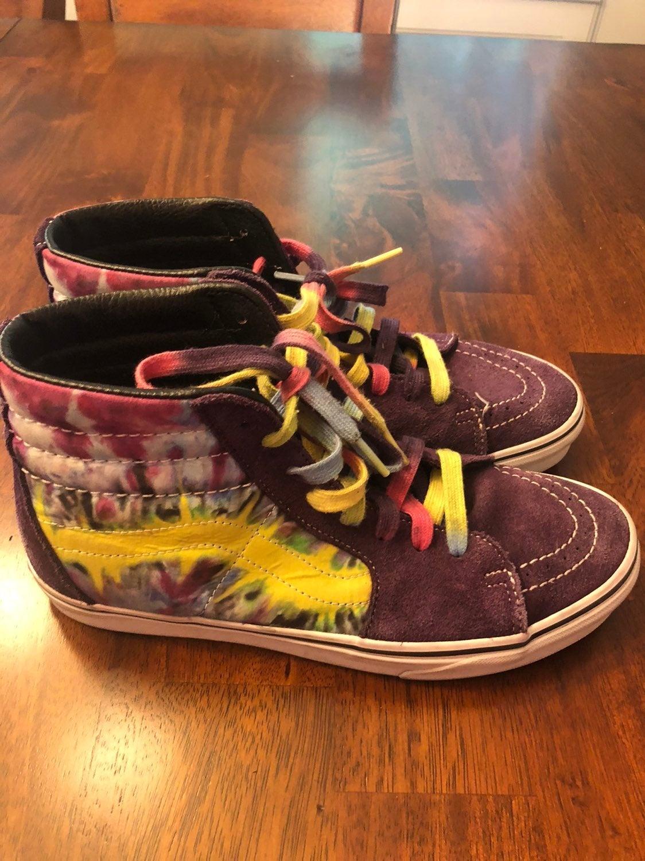 Vans sneakers womens 9