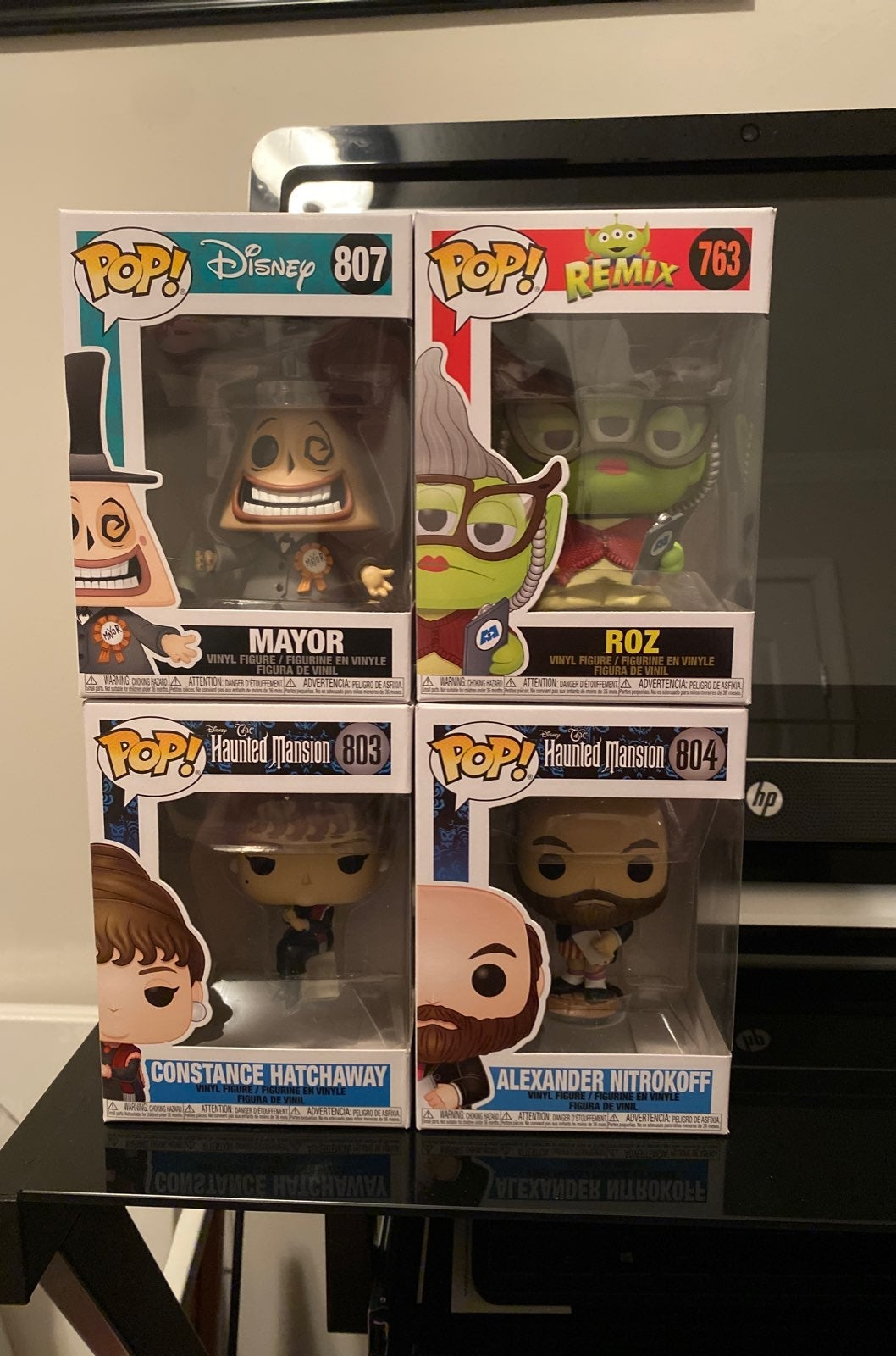 Assorted Disney Funko Lot