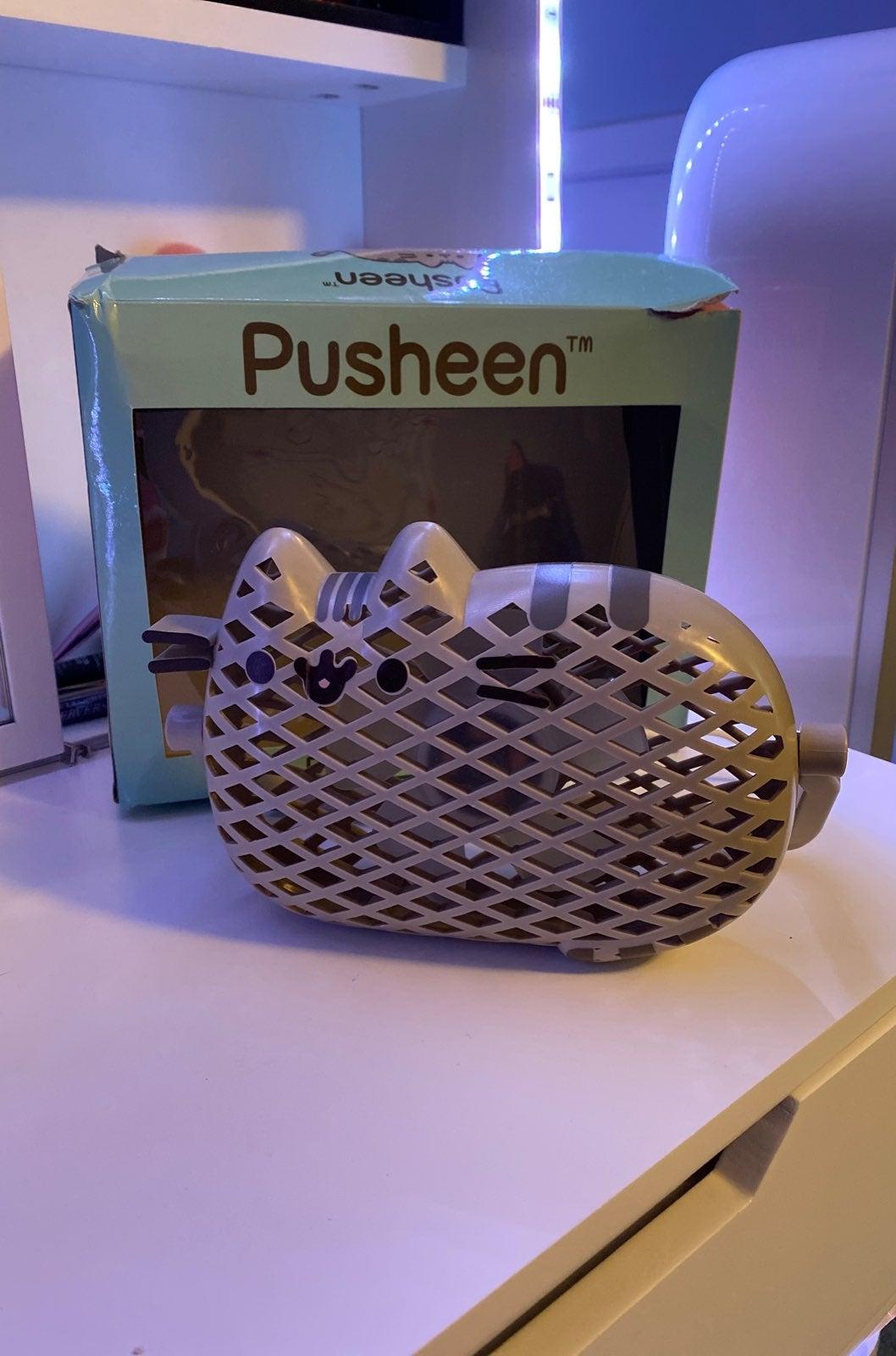 Pusheen USB Desk Fan