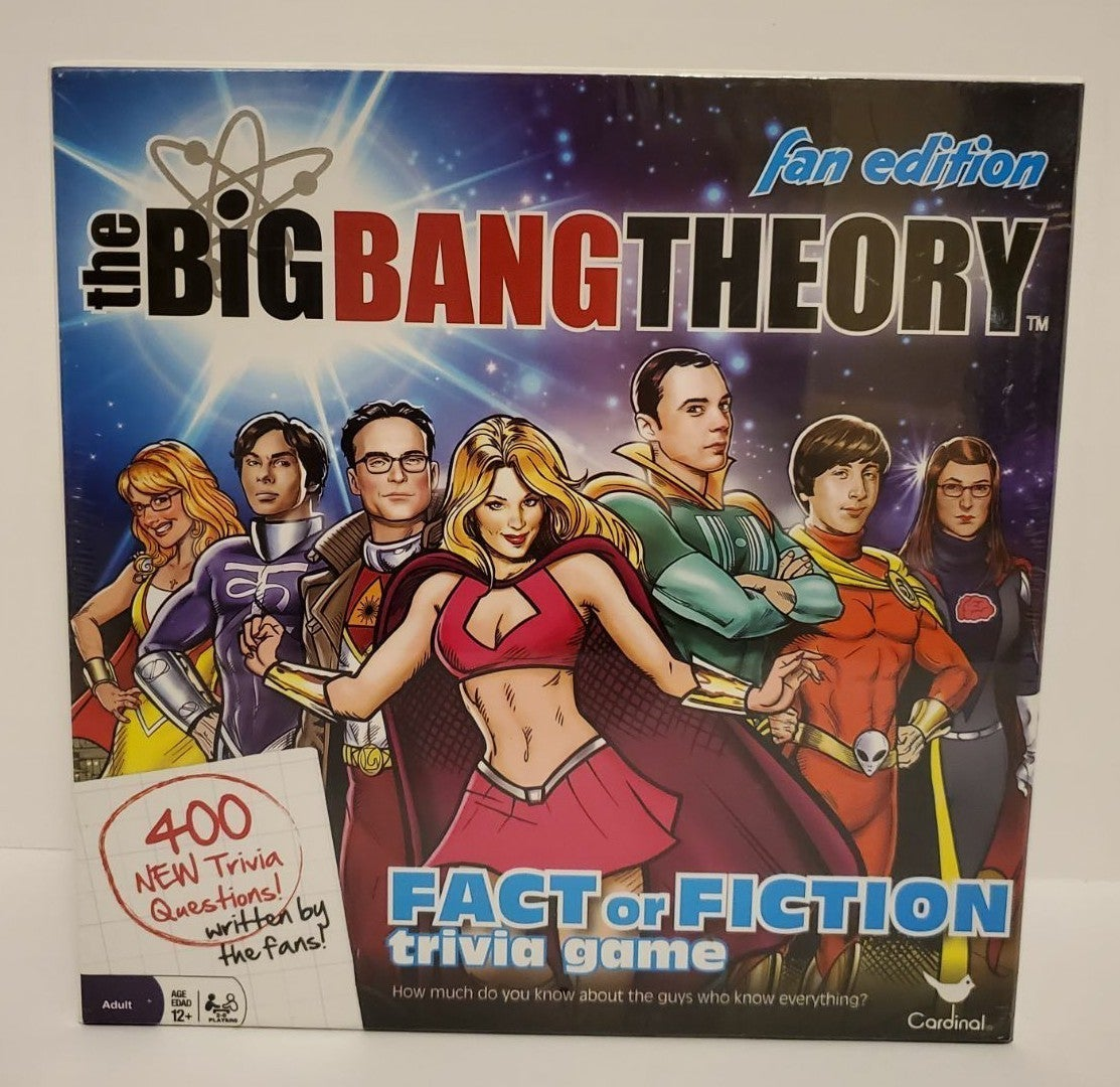 The Big Bang Theory Trivia Game