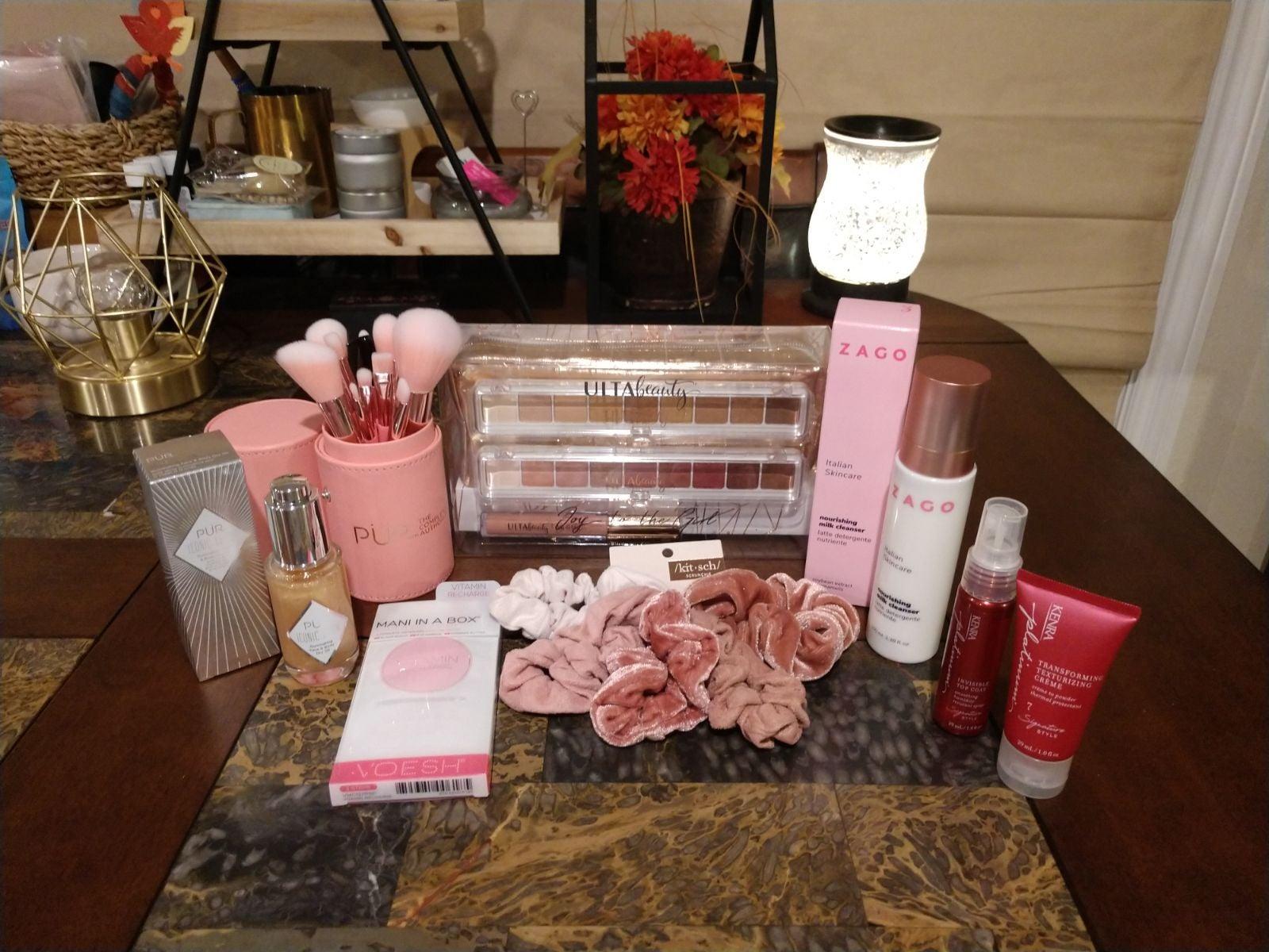 New! Luxury Beauty Bundle #4