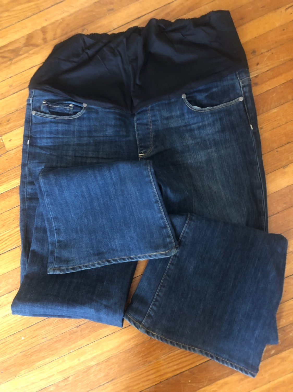 Paige Premium Maternity Jeans (31)