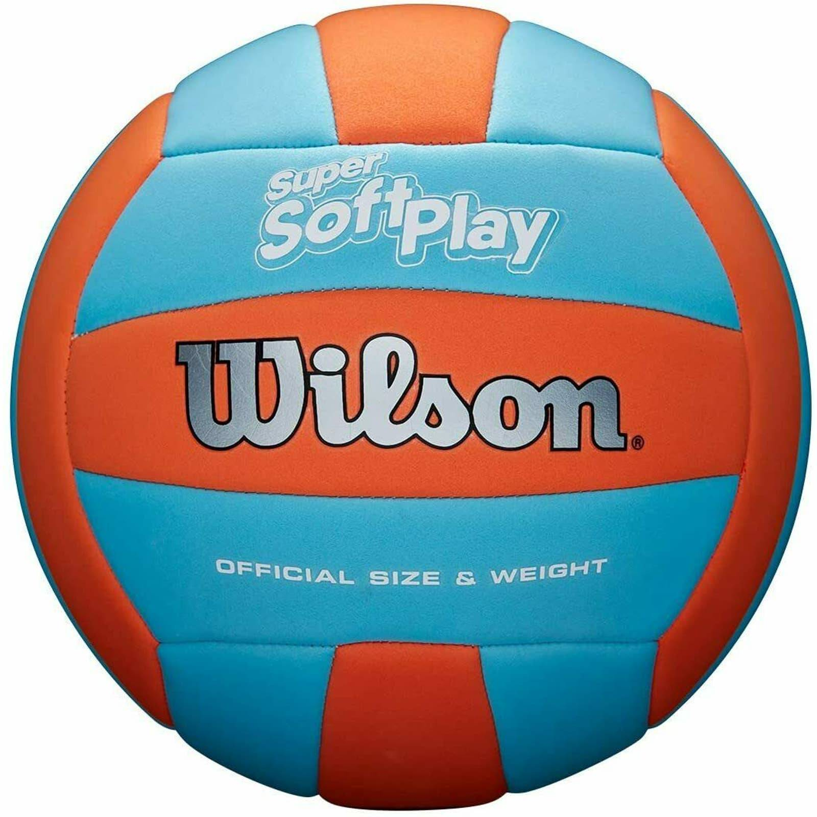Wilson Super Soft Play Volleyball New