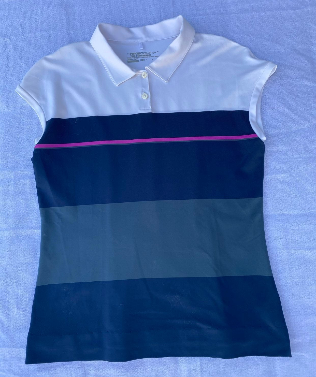 Nike Golf Womens Medium Shirt