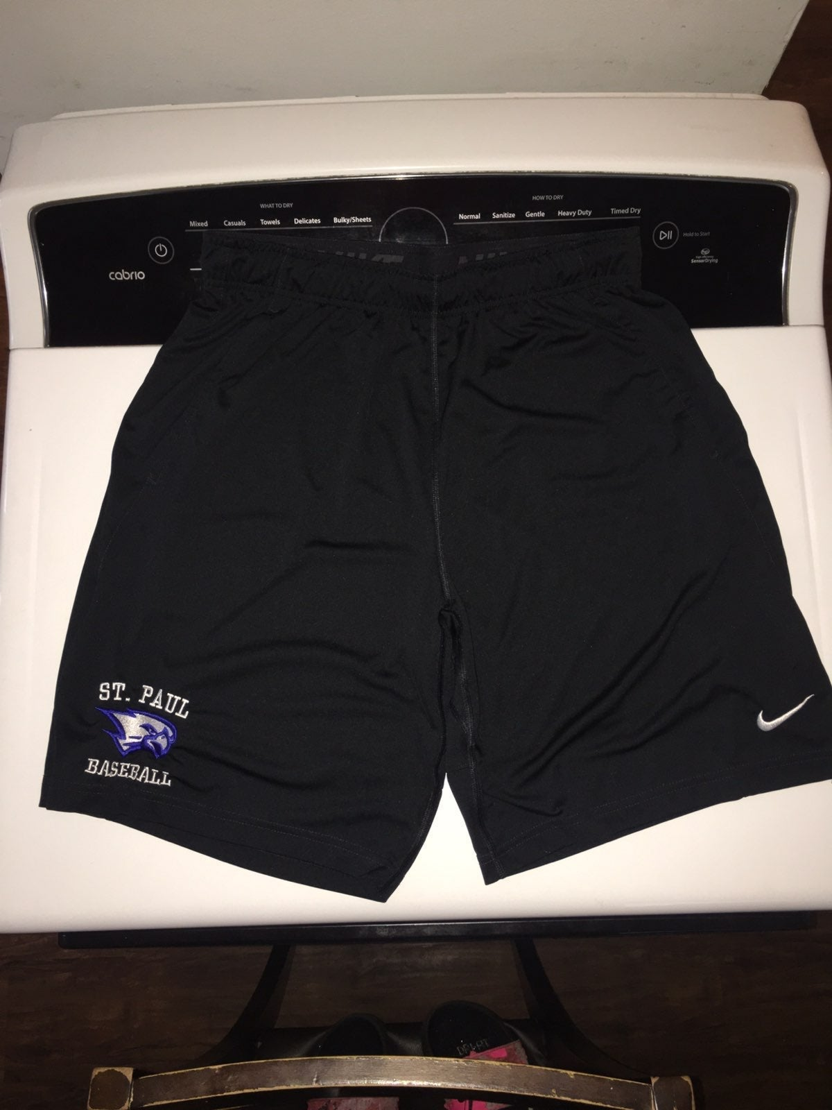 Mens large dri fit shorts
