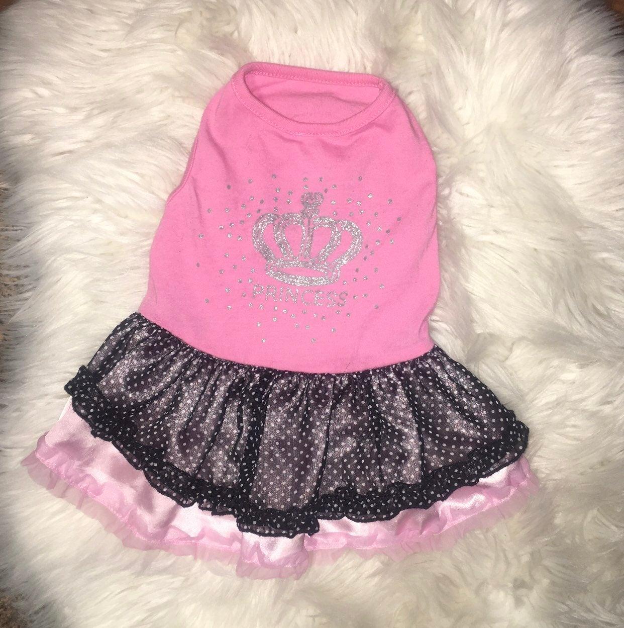 Dog Dress ~ Princess Dress (M)