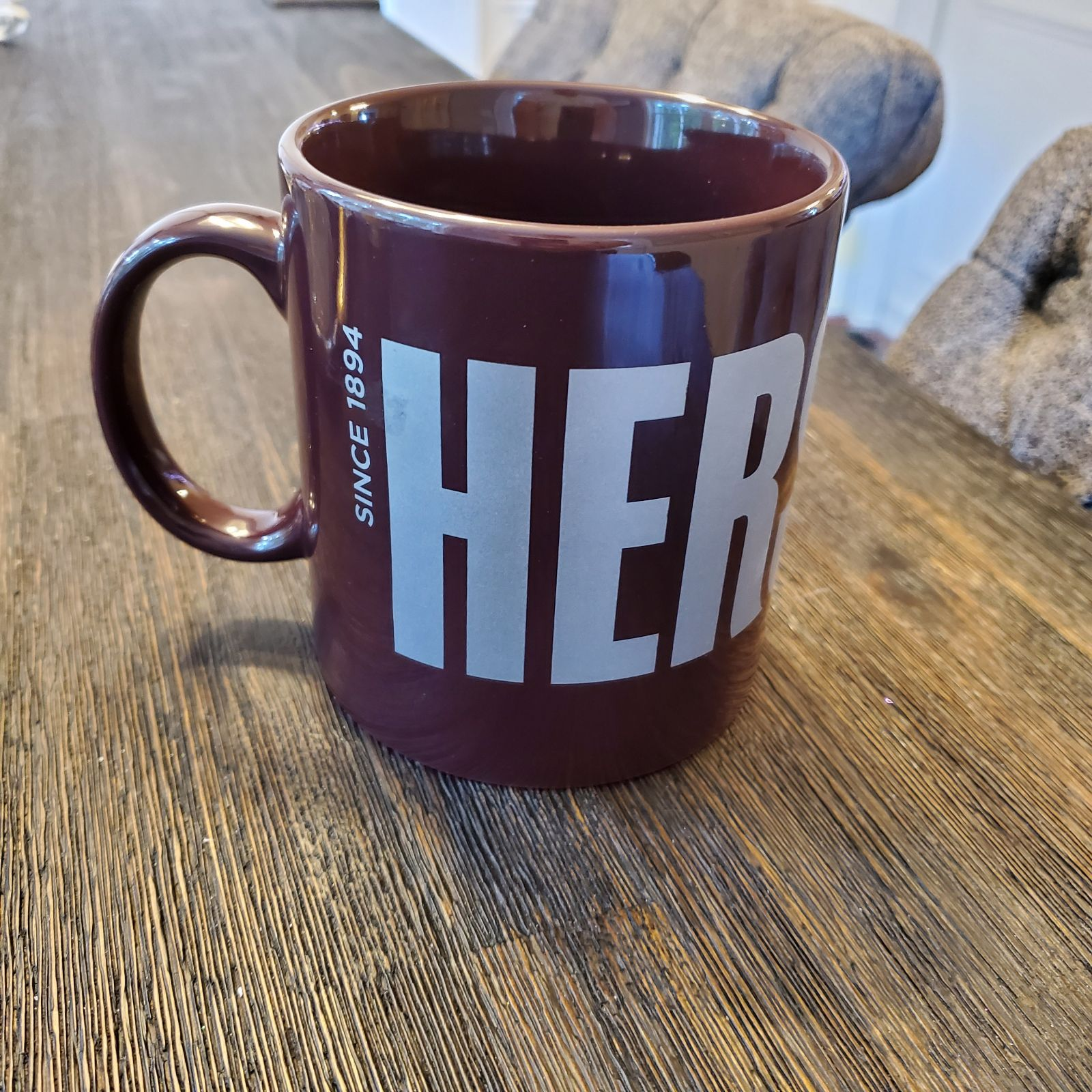 Hershey's Chocolate Since 1894 16 oz mug