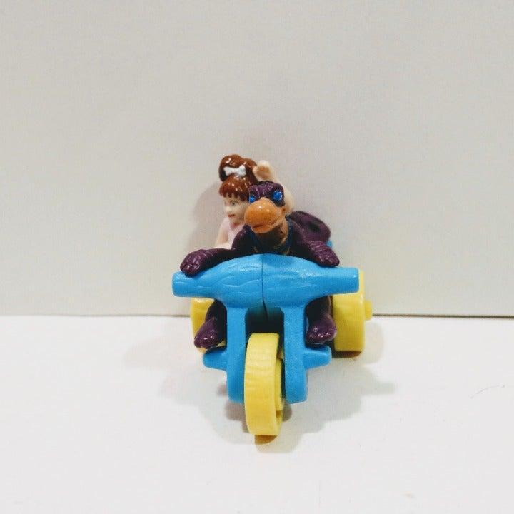 Toy Flintstones Pebbles & Dino