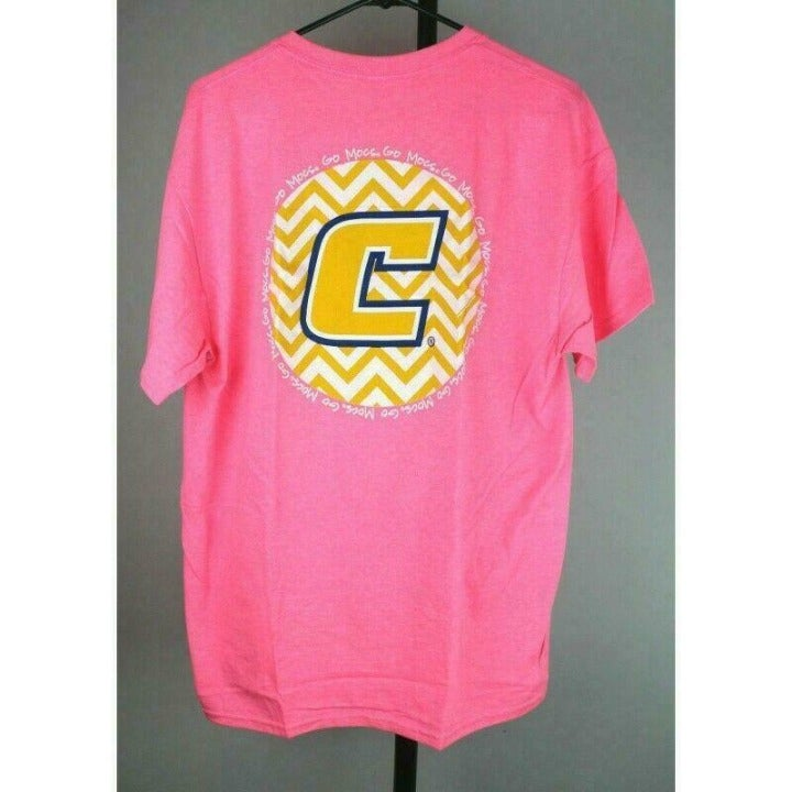 Tennessee Chattanooga Mocs Pink Tee Lg
