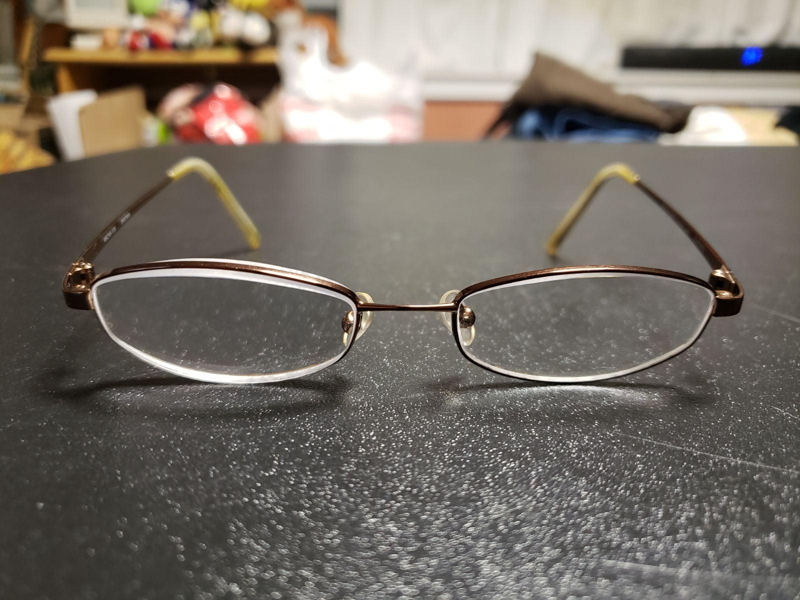Bulova Titanium Glasses Frames 49□18-135