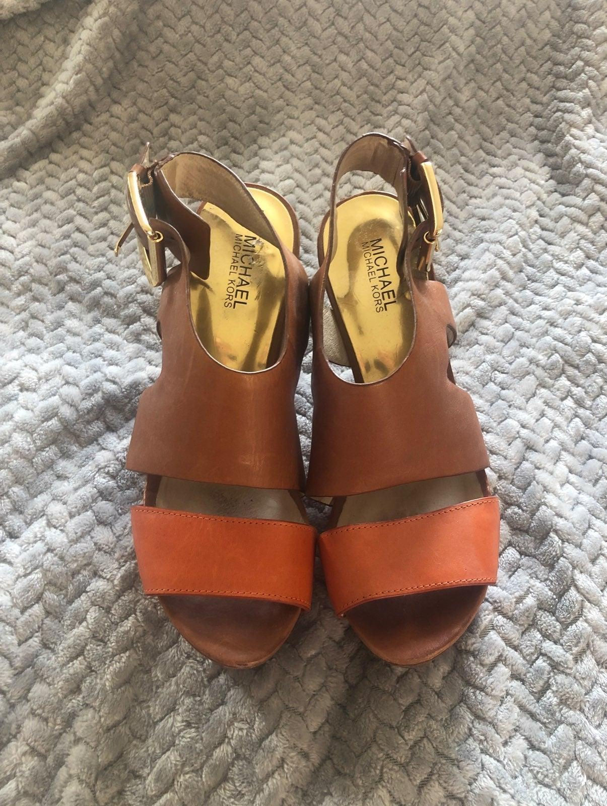 Michael Kors Womens Heels Size 9