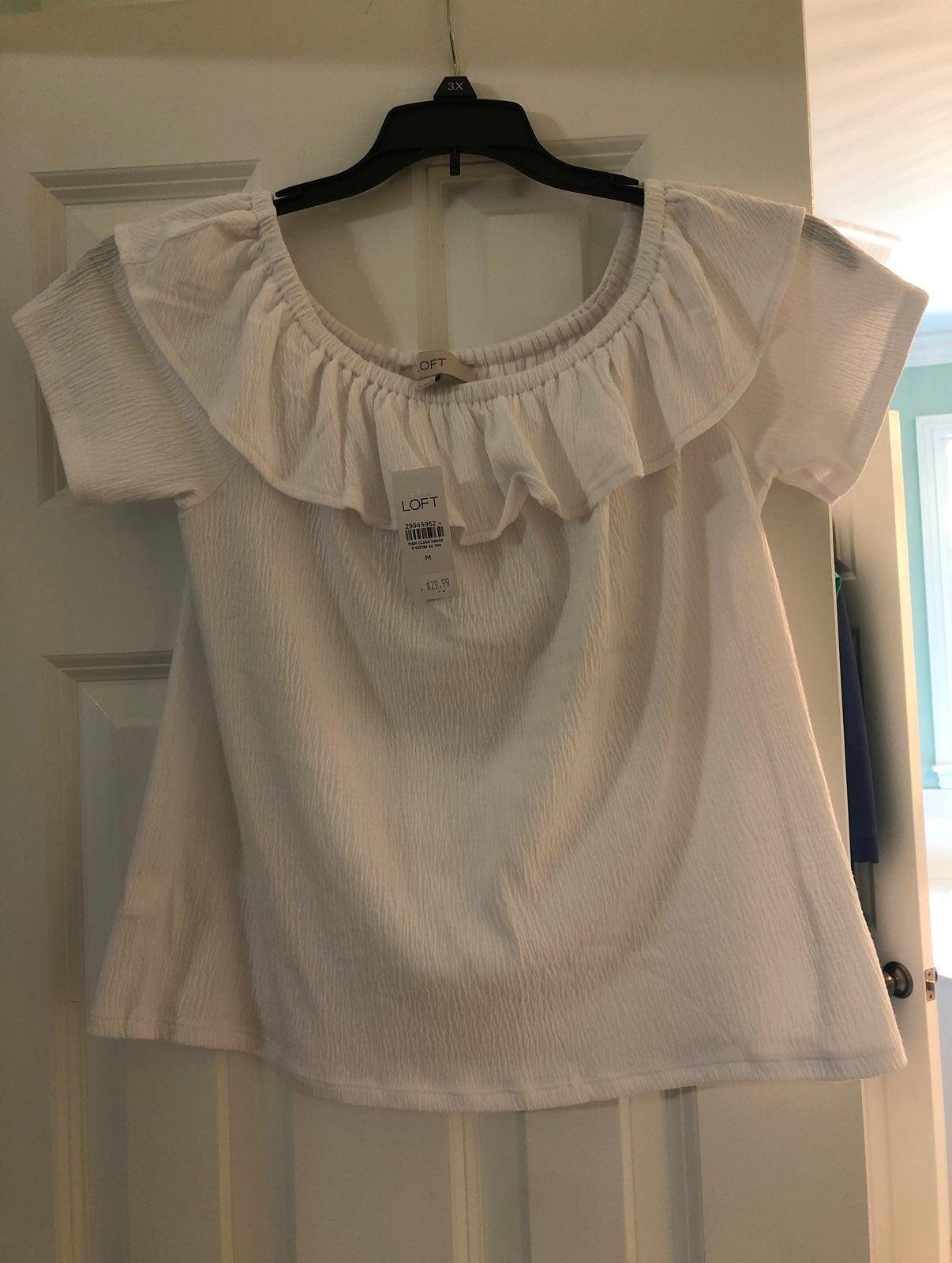 NWT-Set of 2 Anne Taylor Loft Shirts