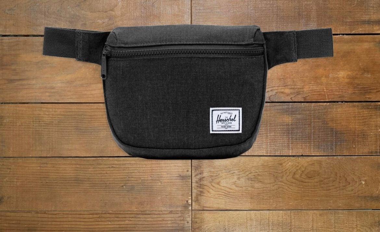 NWT - Herschel Hip Pack - Black