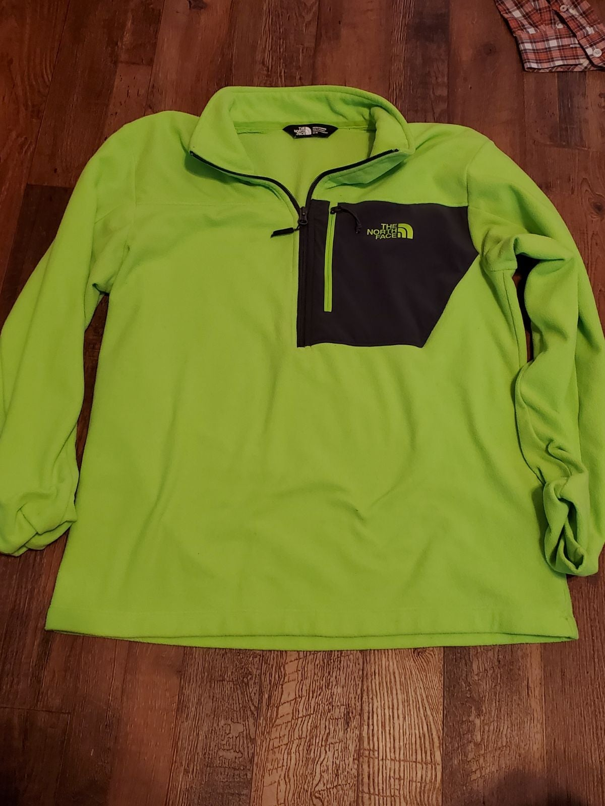 North Face Fleece Jacket Men's MED